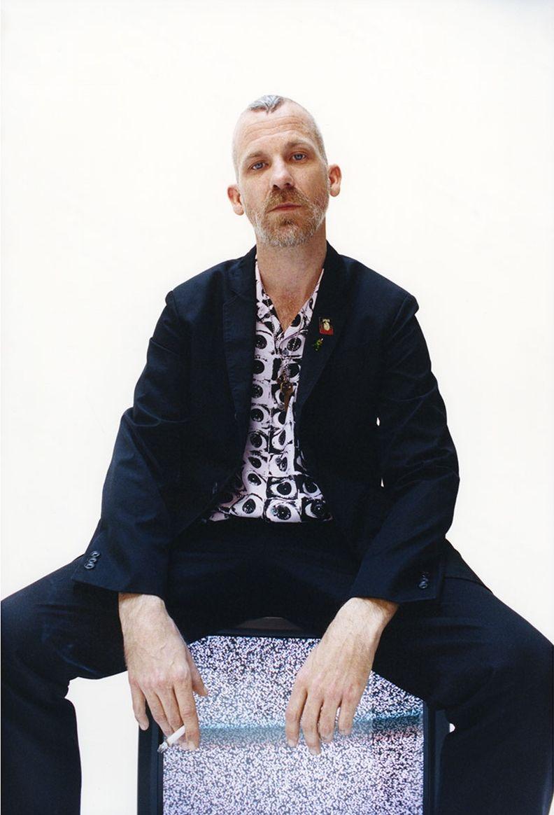 Supreme X CDG shirt suit