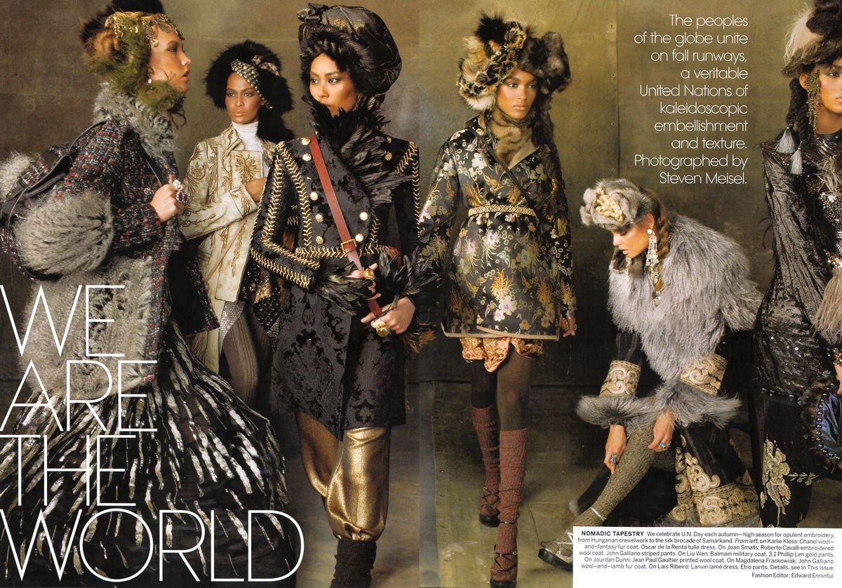 Vogue US 2010