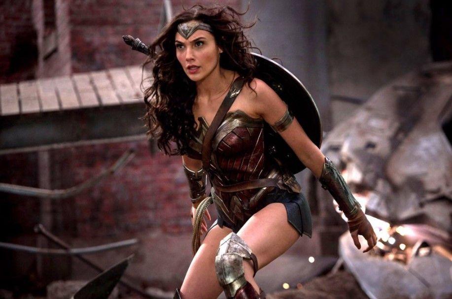 Wonder woman costume 1