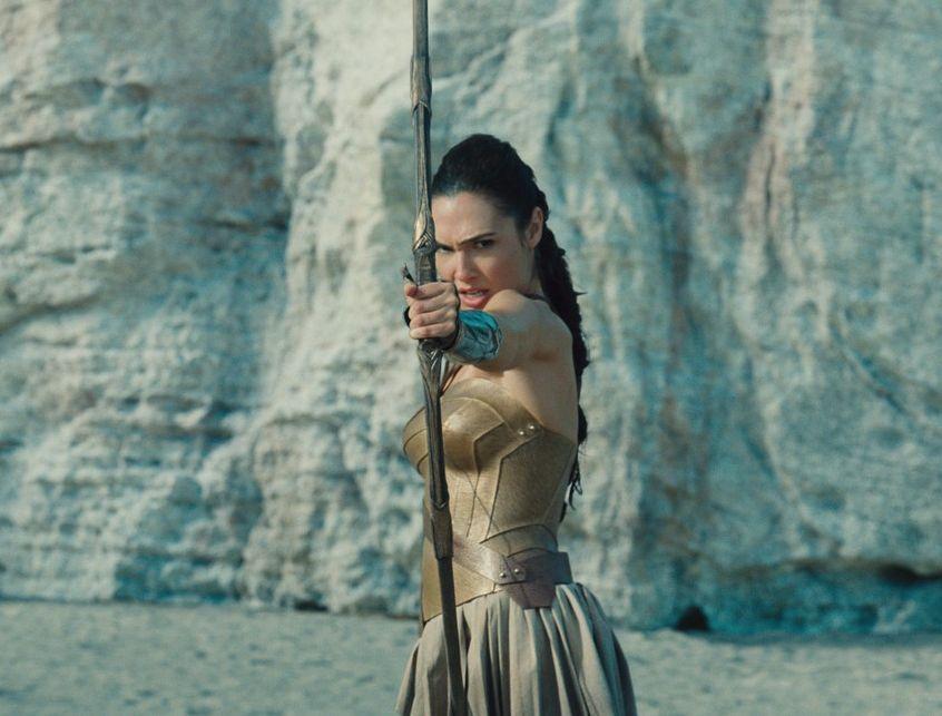 Wonder woman costume 2