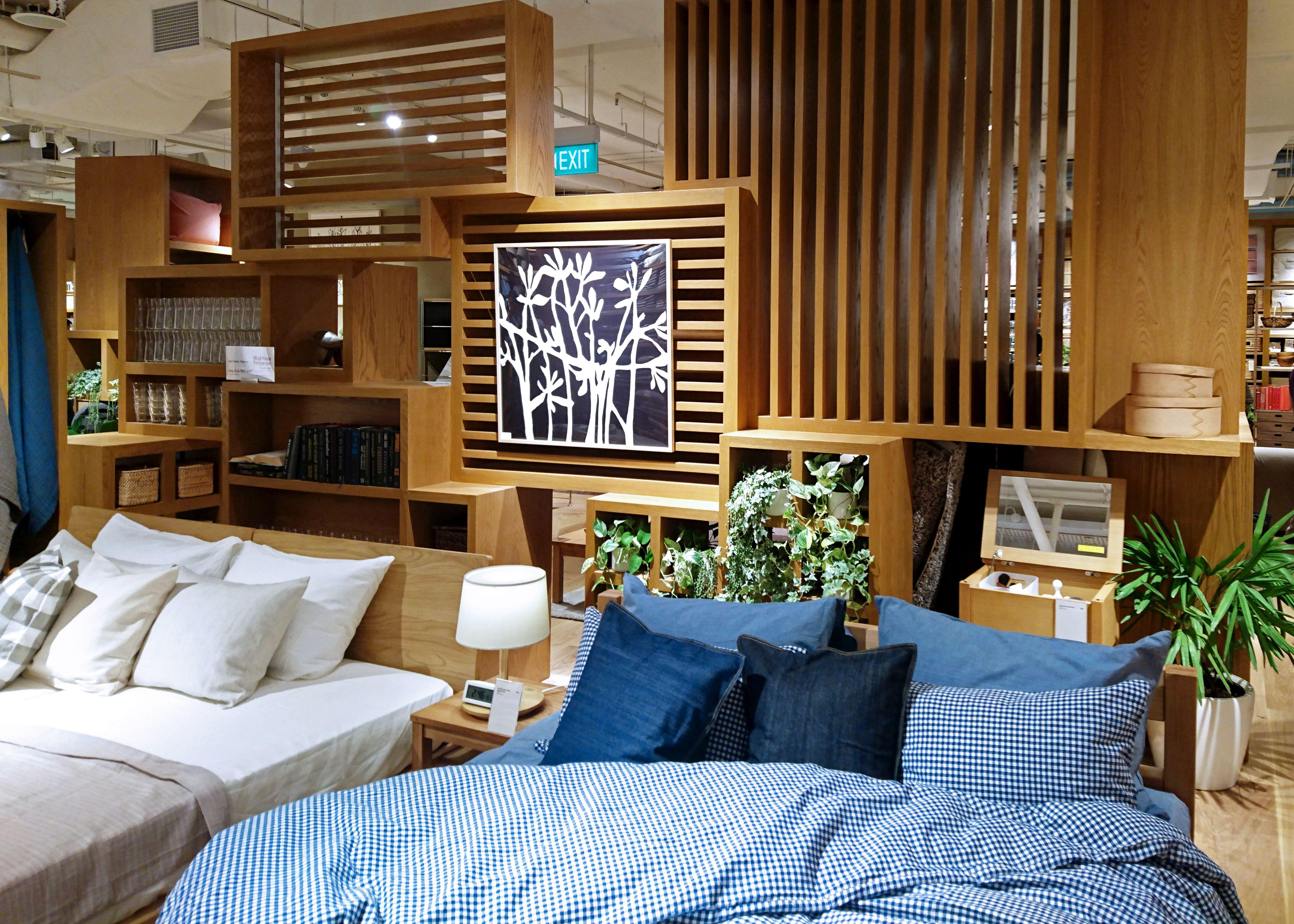 Muji furniture and furnishings 2