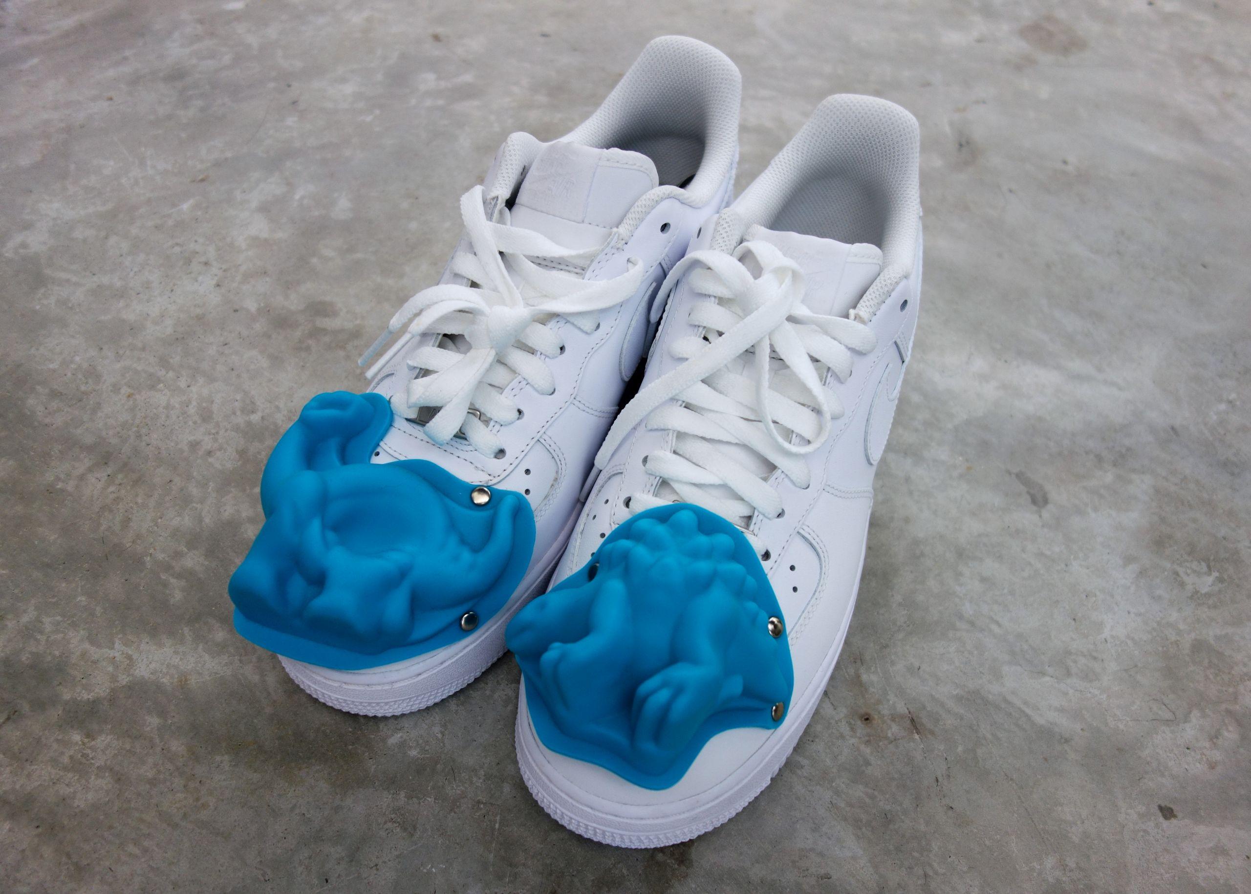 CDG X Nike Air Force 1
