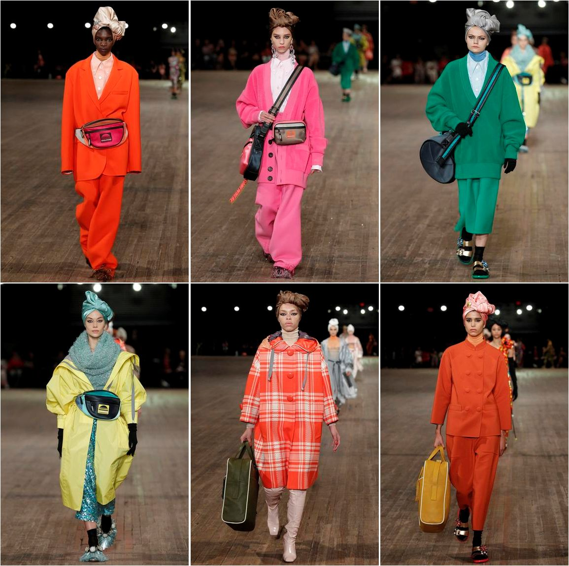 Marc Jacobs SS 2018 G1