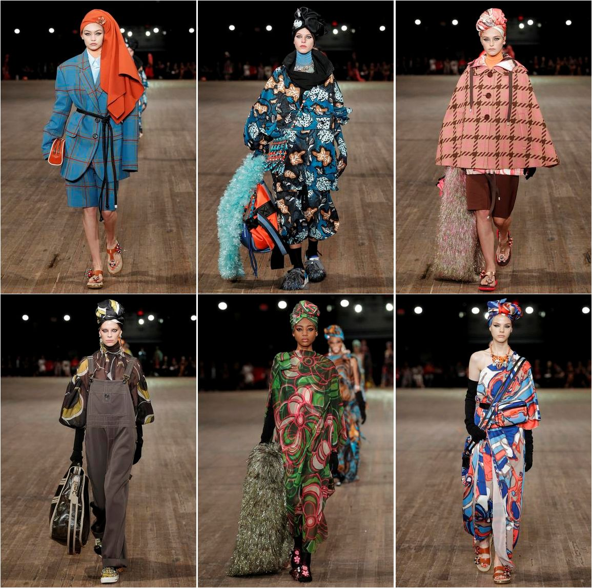 Marc Jacobs SS 2018 G2