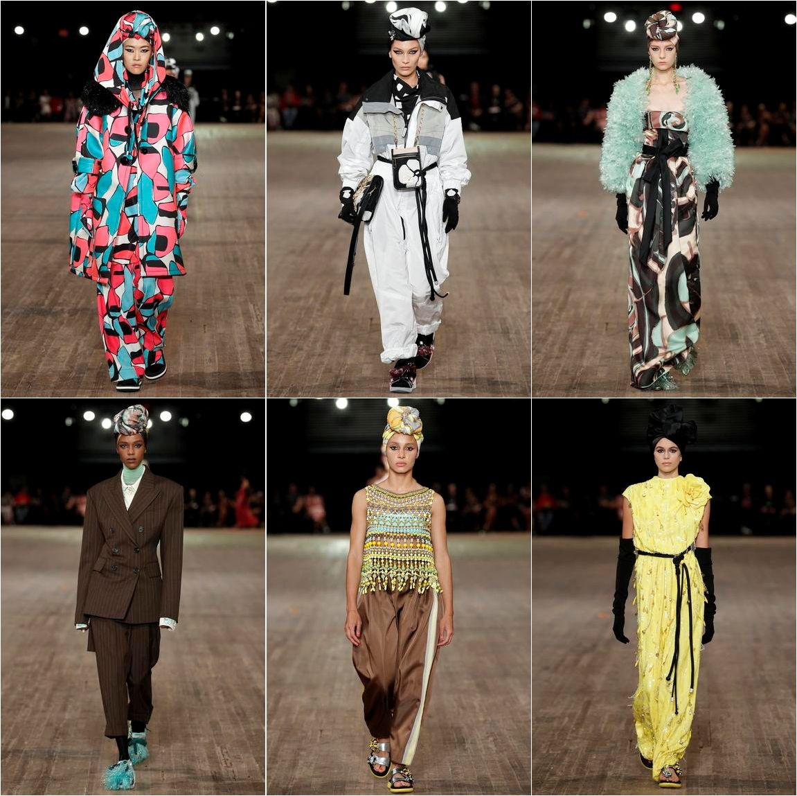 Marc Jacobs SS 2018 G3