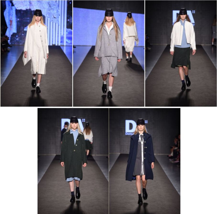 Ametsubi DA graduation collection 2015