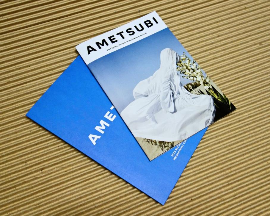 Ametsubi SS 2018 lookbook