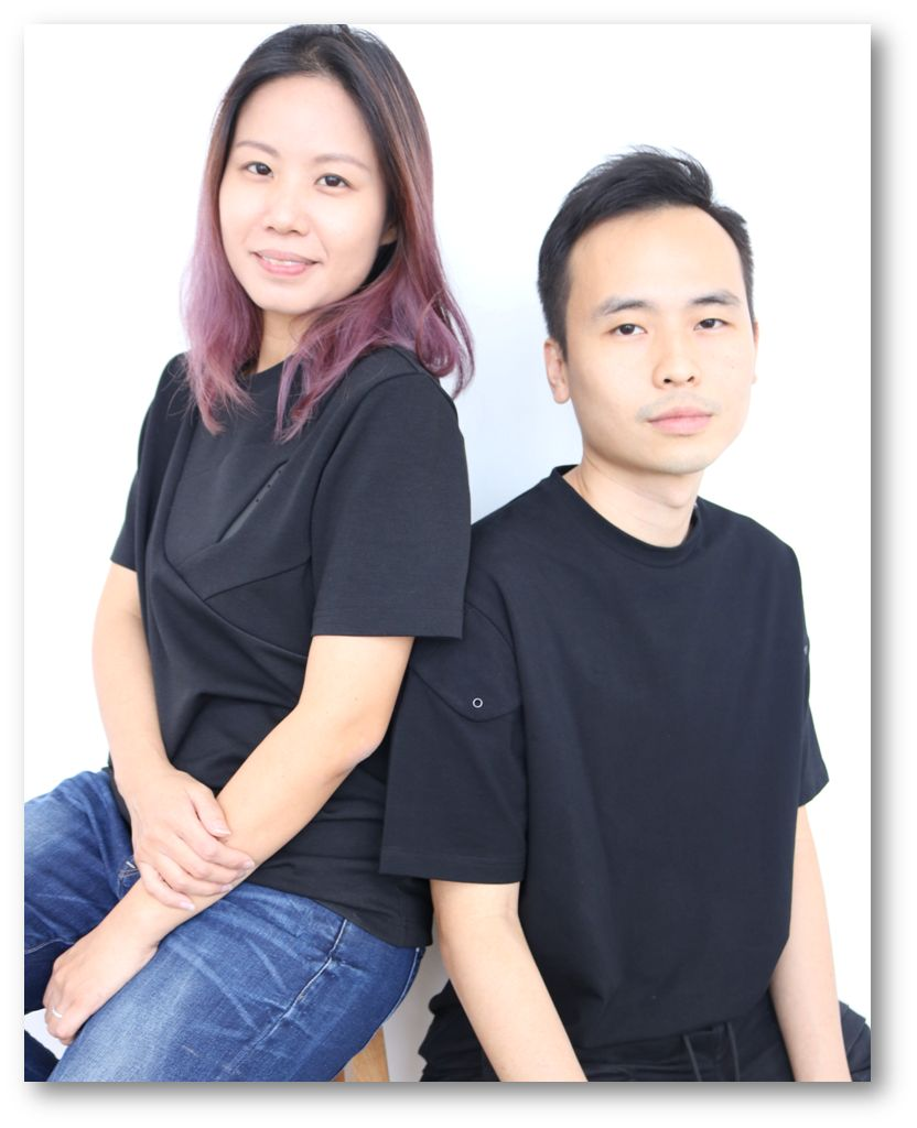 Jessica Lee & Yong Siyuan of Nuboaix