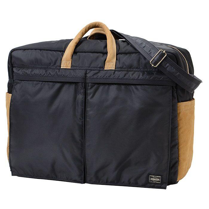 Timberland X Porter 2-Way Boston Bag
