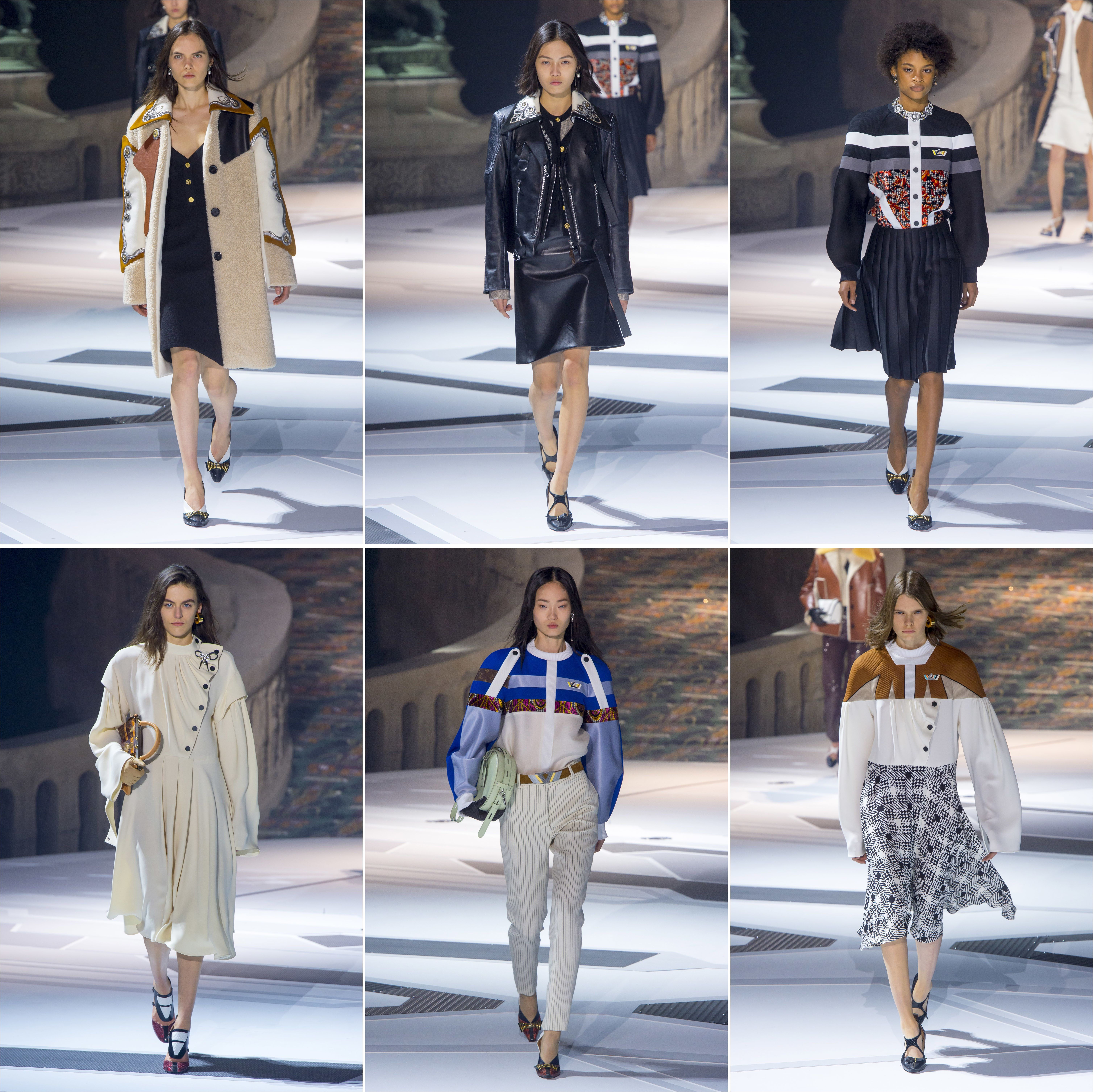Louis Vuitton AW 2018 G3