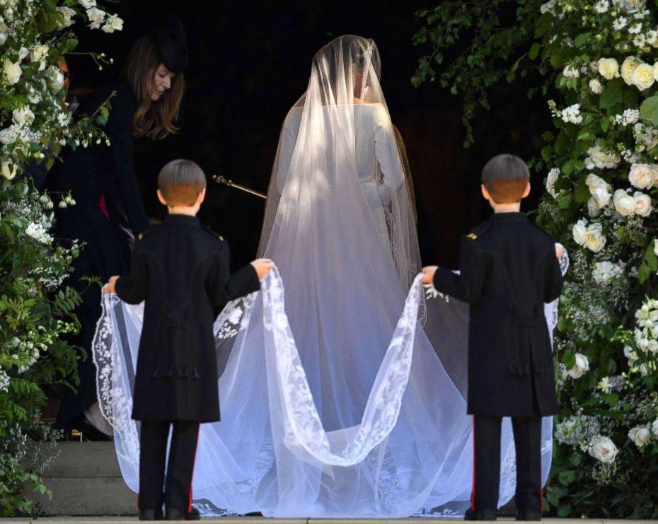 The wedding dress 2