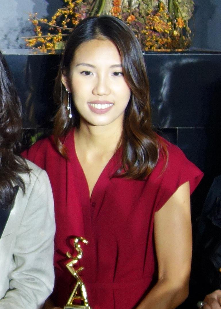 Trixie Khong at SFA 2017