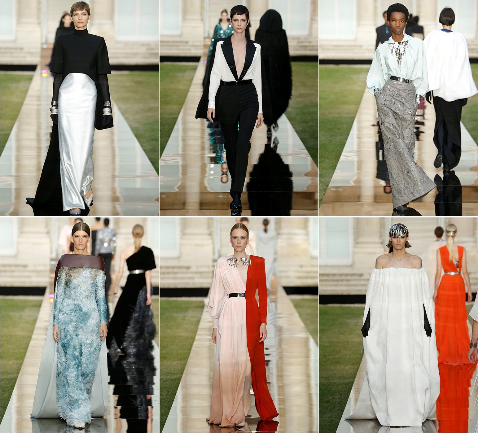 Givenchy couture AW 2018
