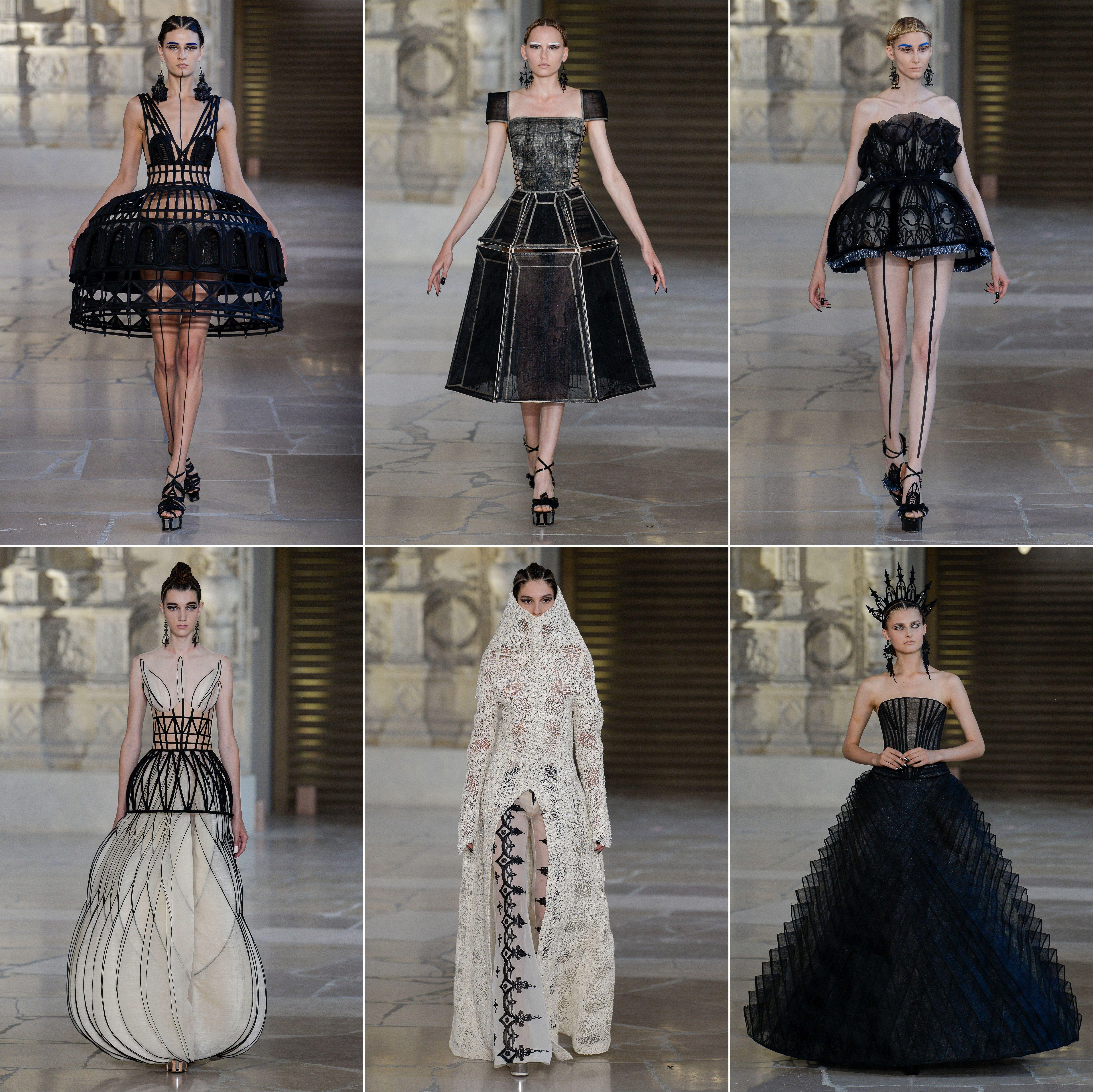 Guo Pei couture AW 2018