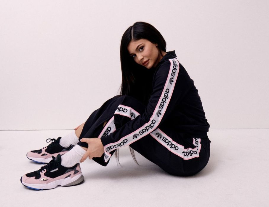 Kylie Jenner for Adidas