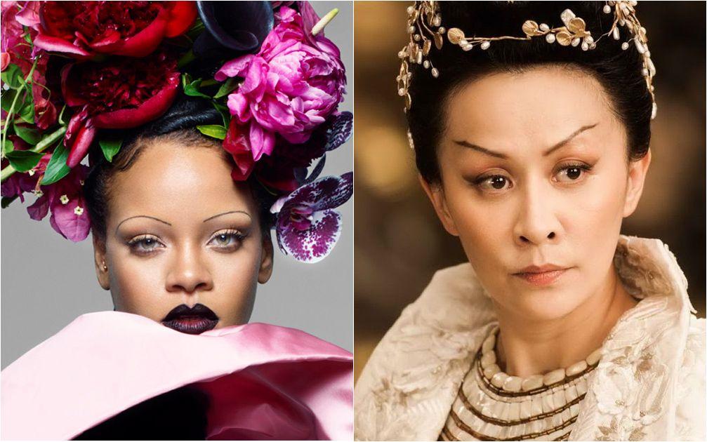 Rihanna Vs Carina