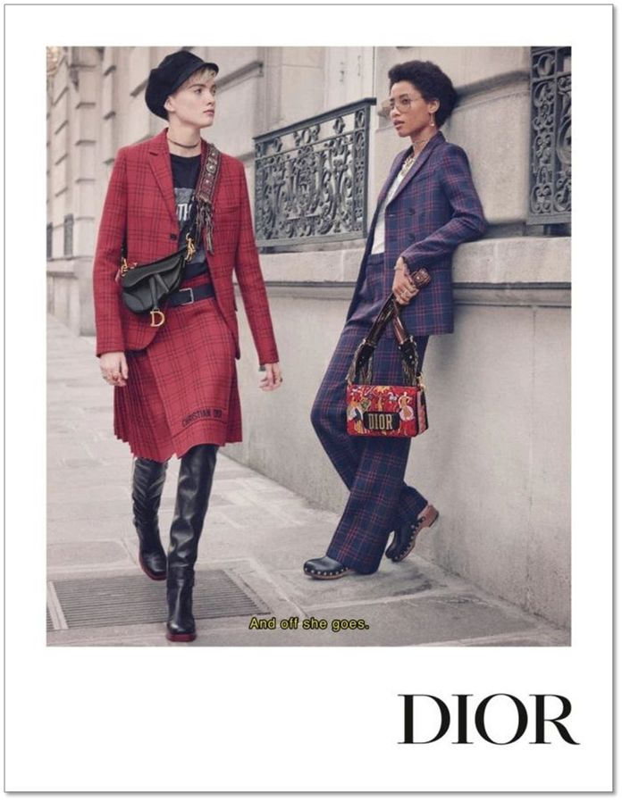 Dior ad AW 2018 P2