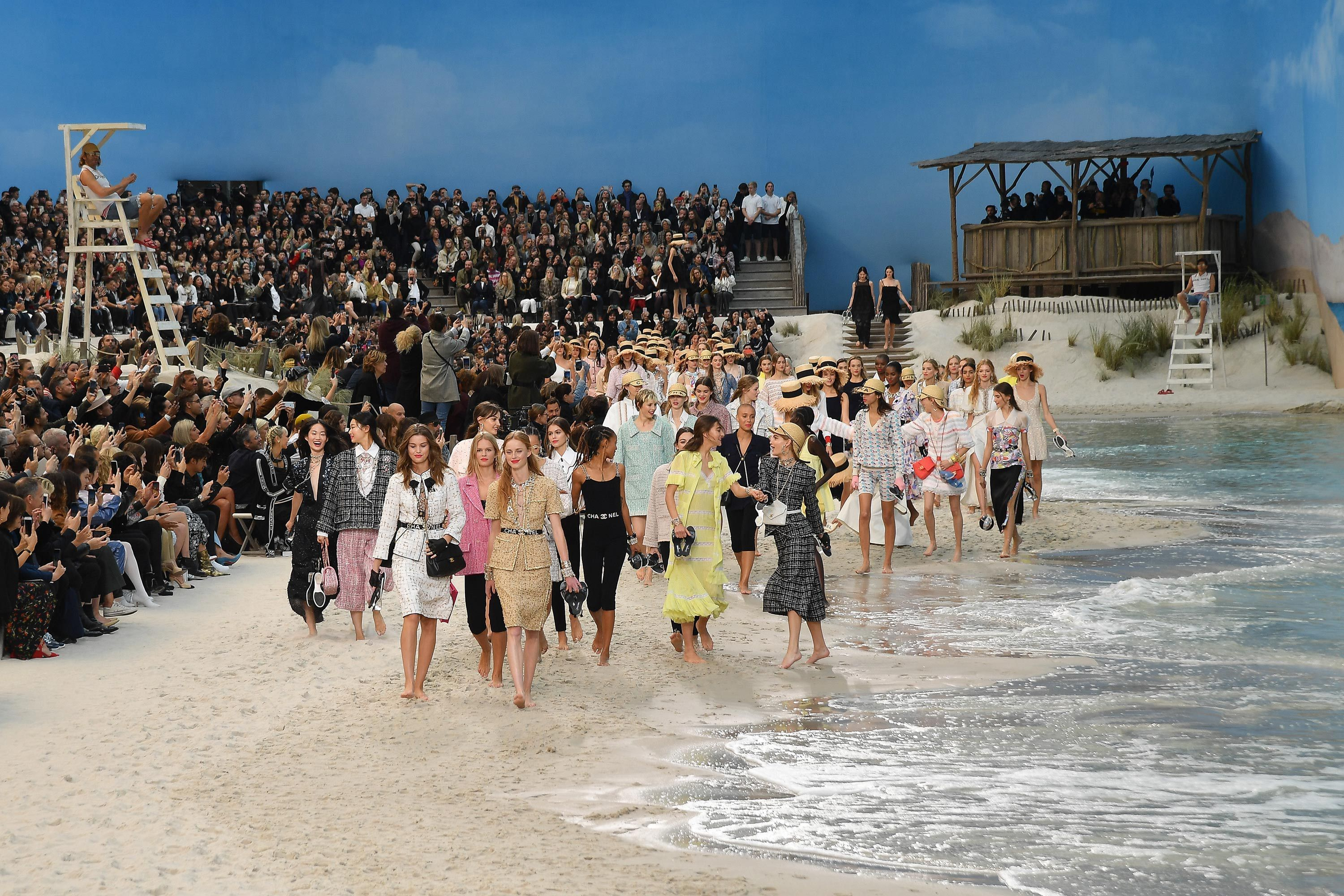 Chanel SS 2019 P1