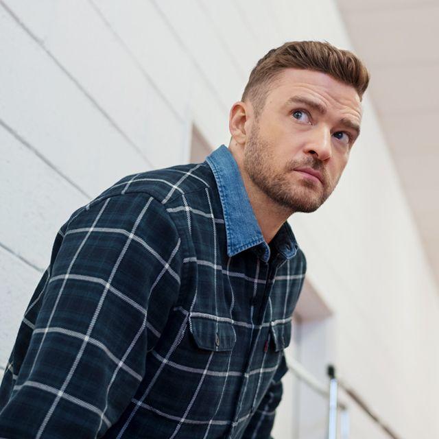 Justin Timberlake X Levis