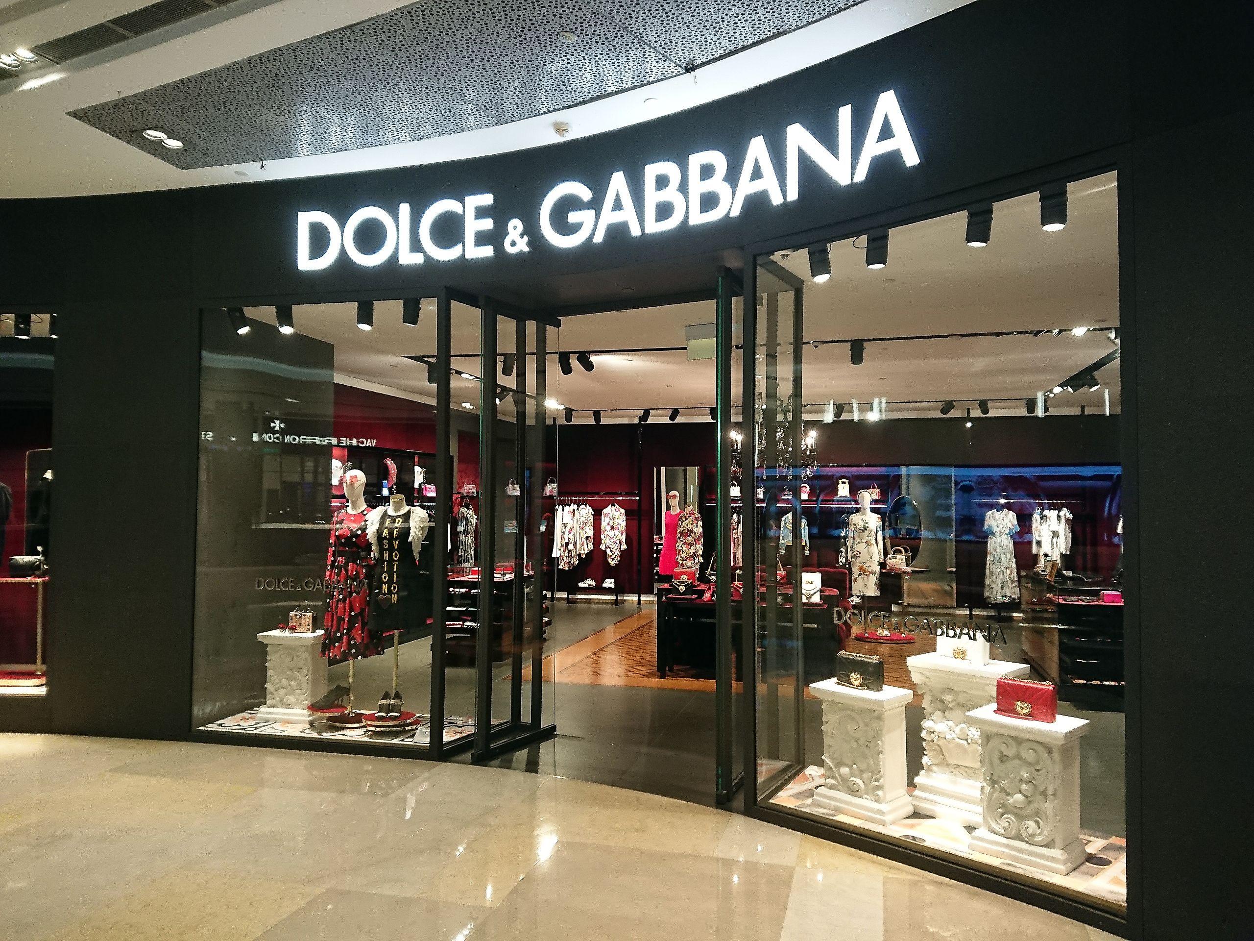 Dolce & Gabbana @ ION