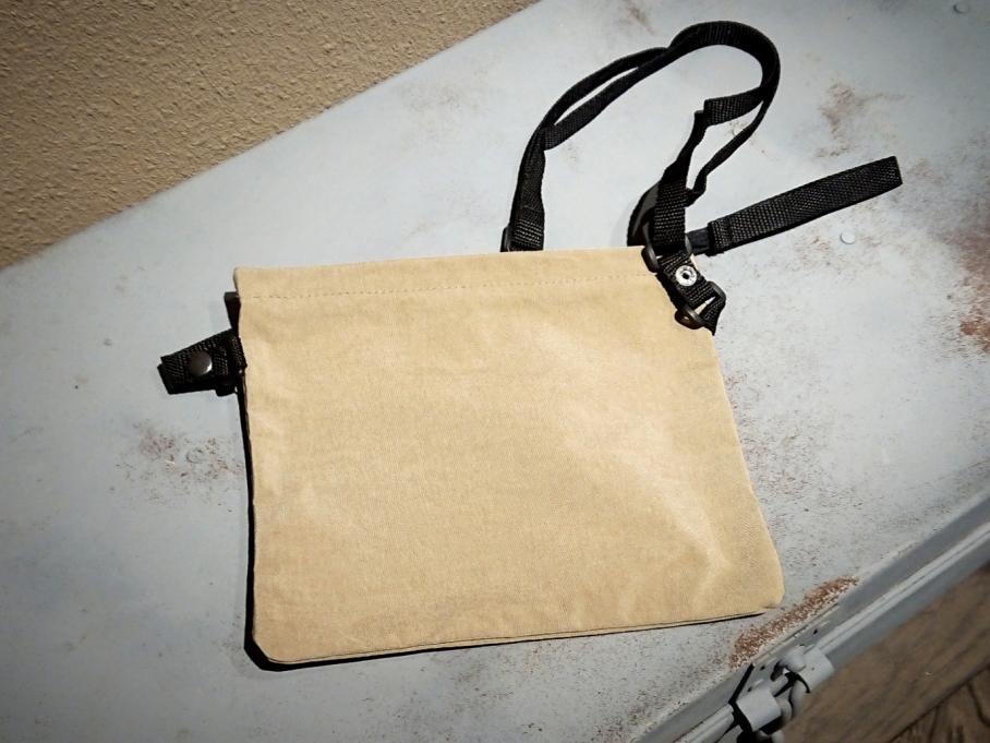2099d038843 Muji Labo nylon  Sacoche