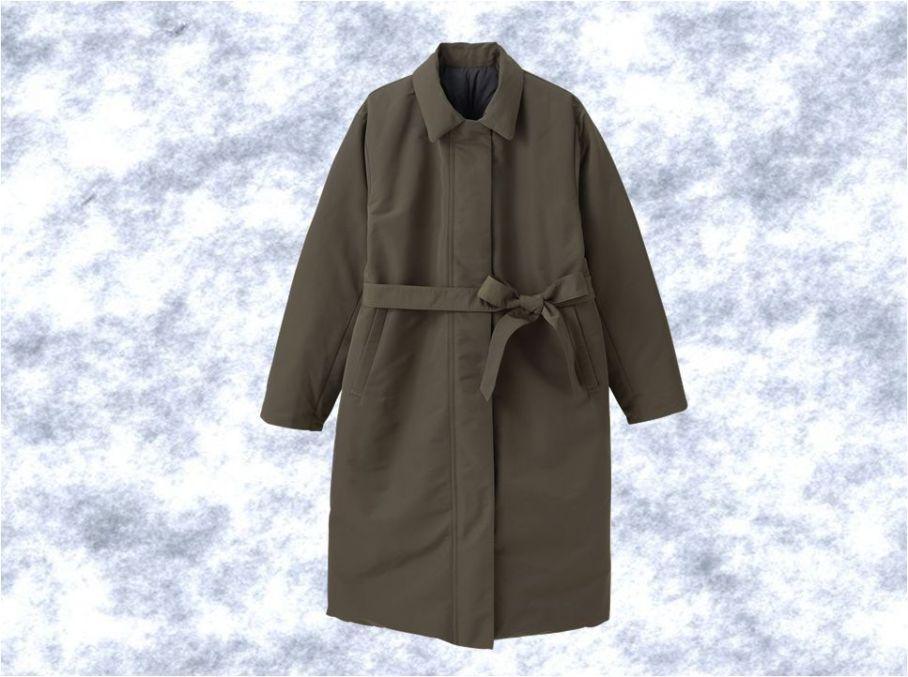 Muji Labo coat