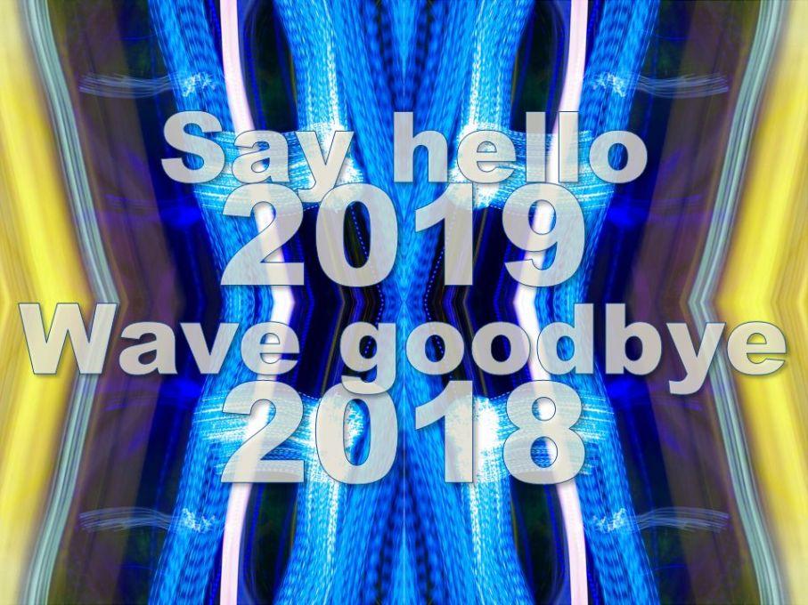 SOTD New Year greeting 2019