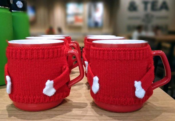 CBTL X'Mas mugs