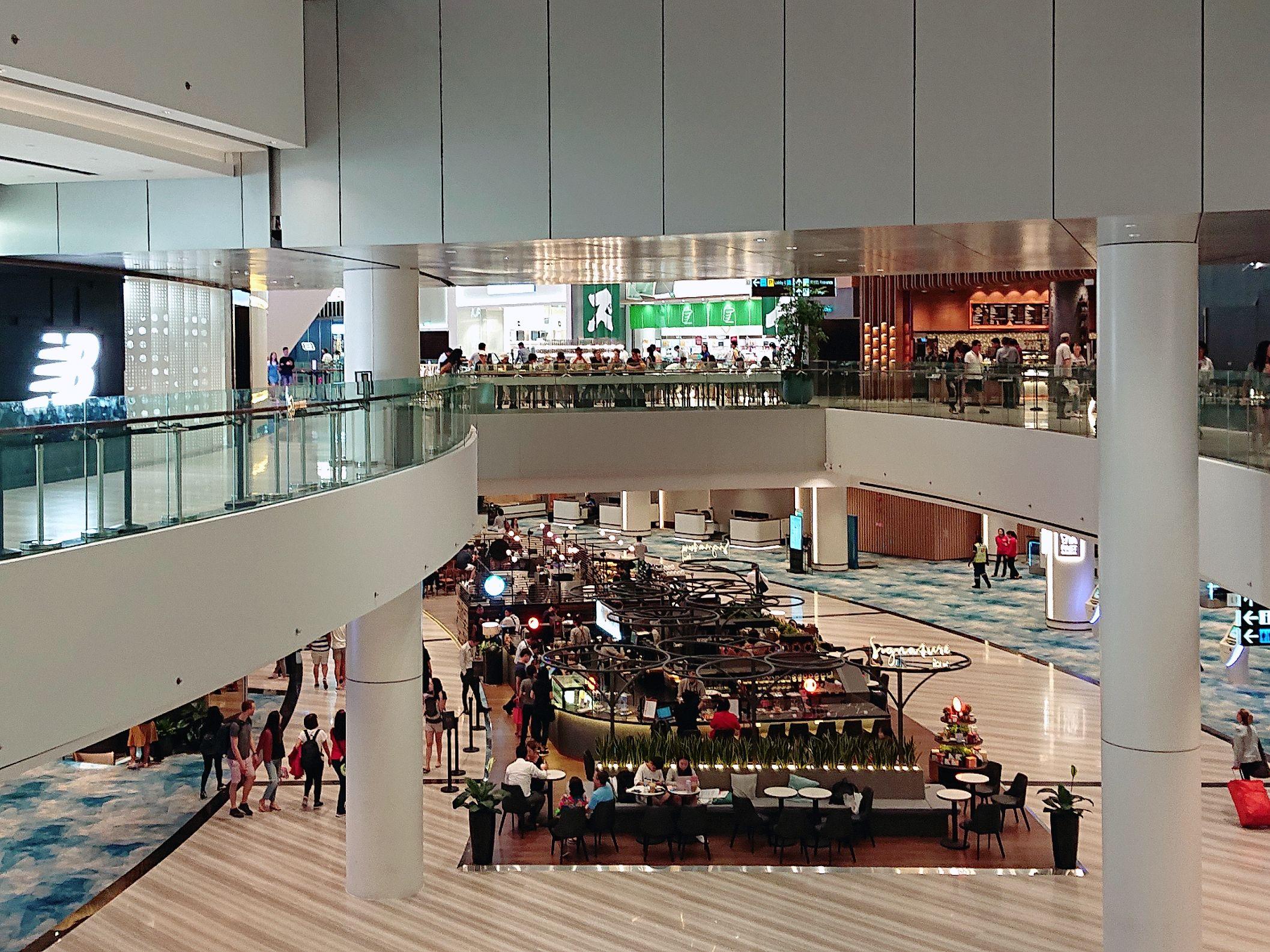 Jewel mall OP