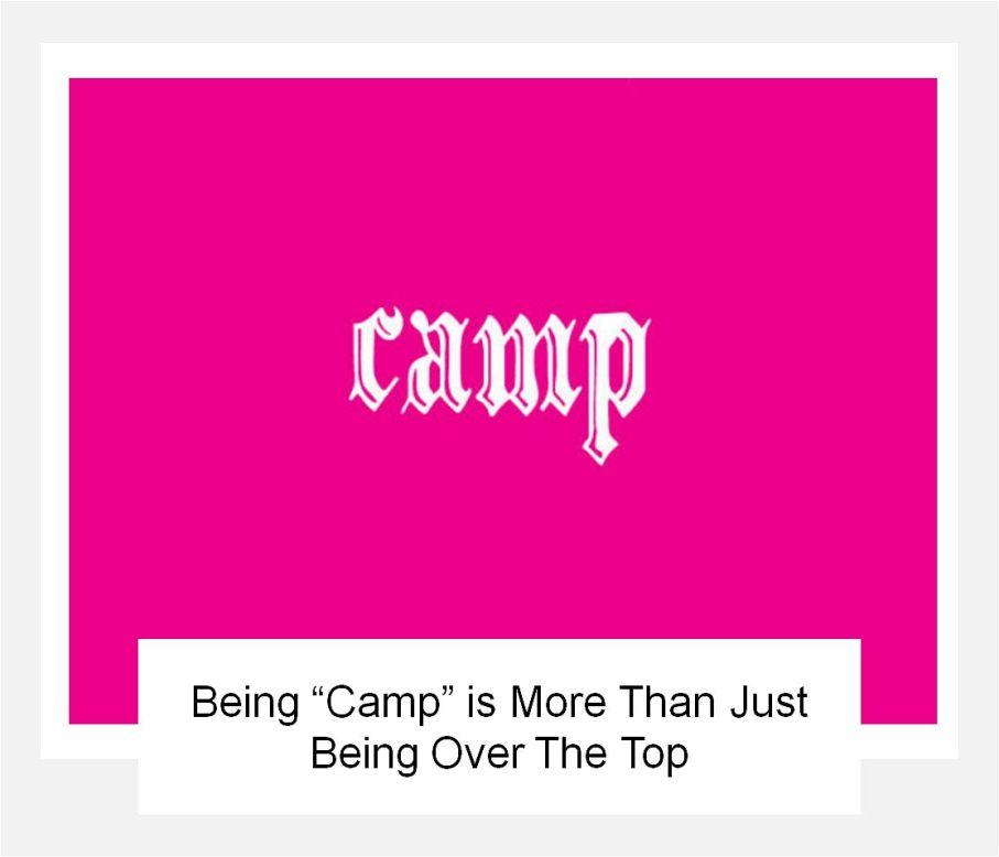 Camp @ Dic dot com
