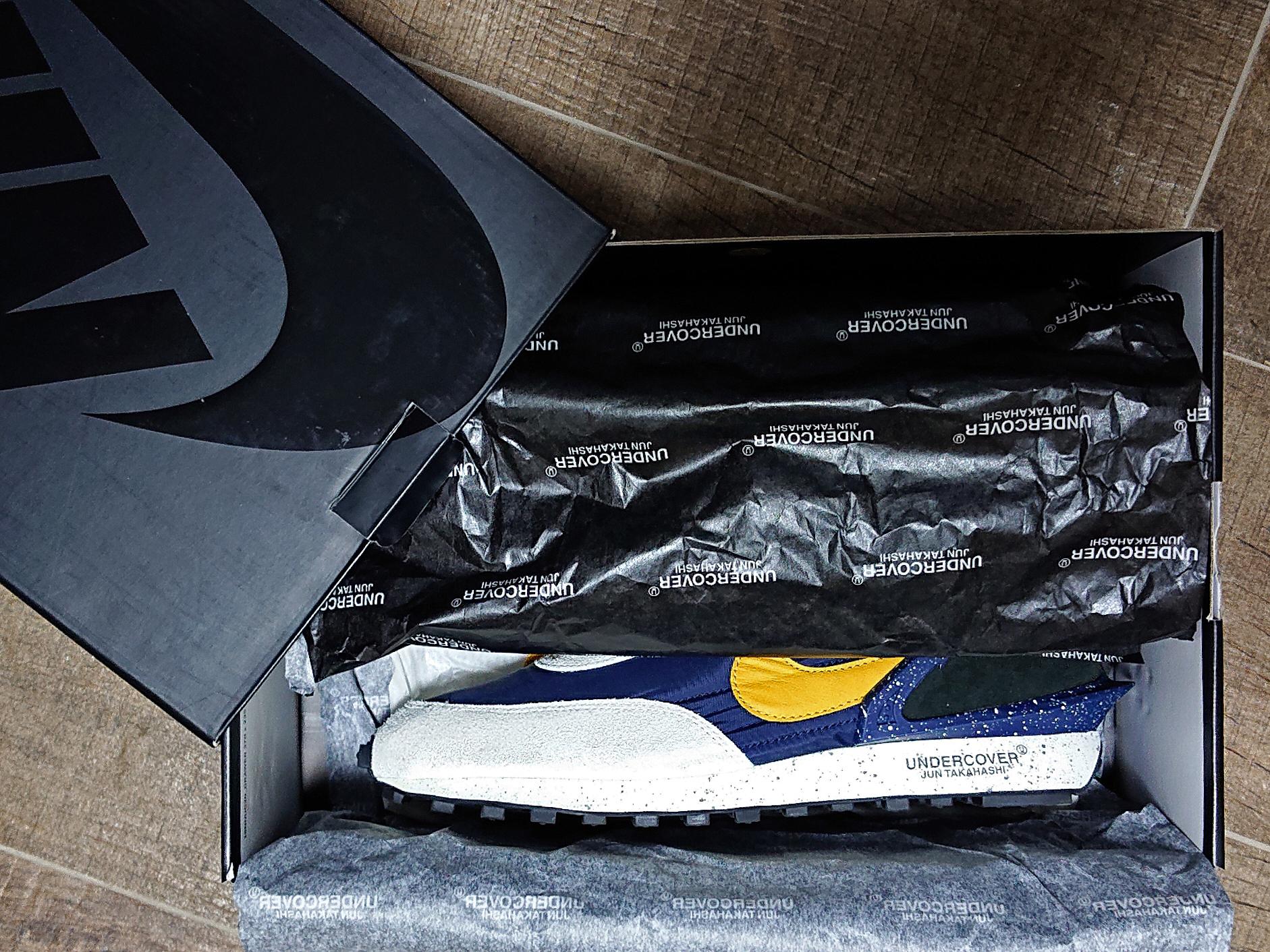 Nike X Undercover Daybreak P4