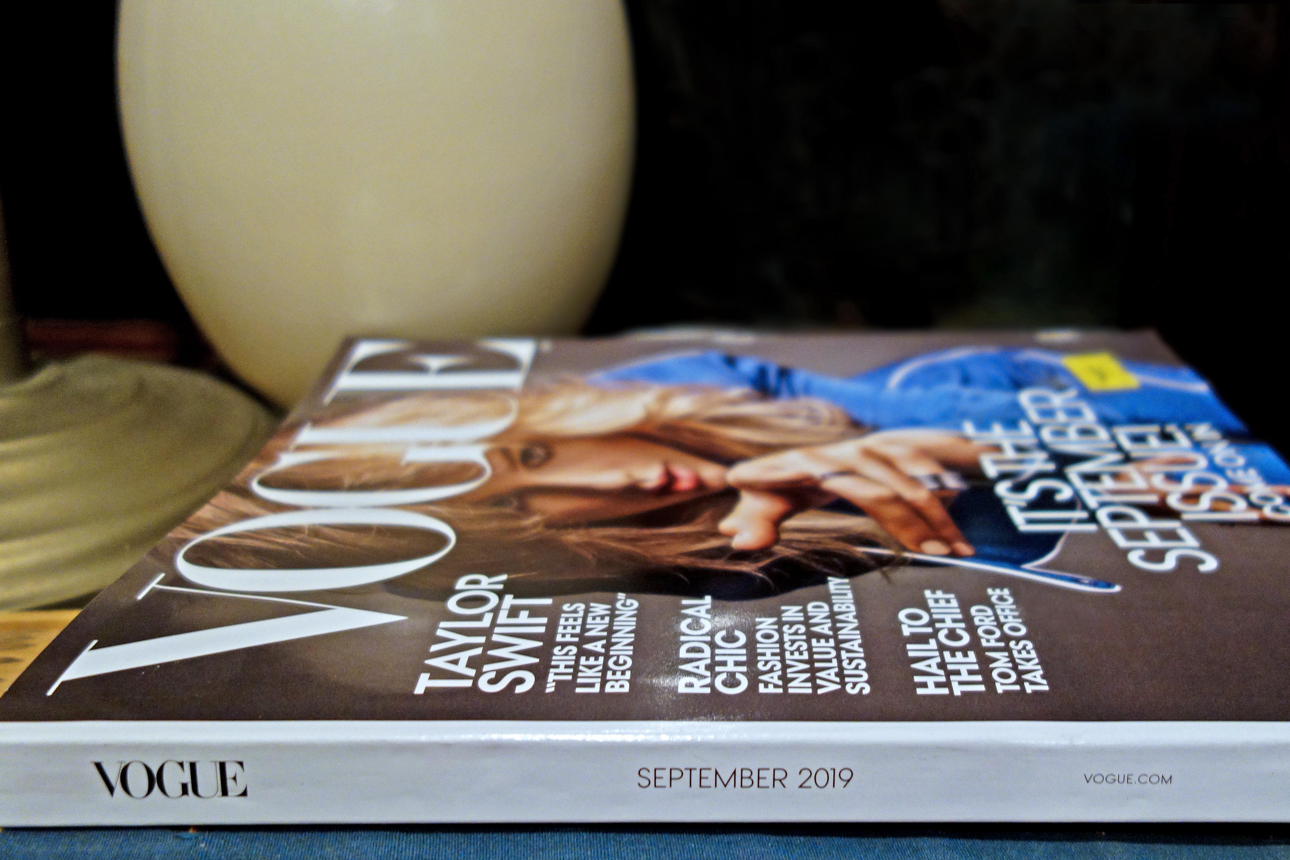 US Vogue September 2019