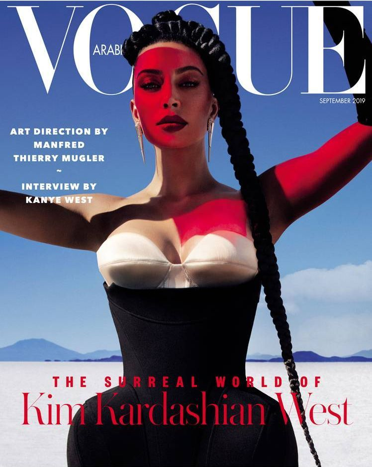Vogue Arabia Sep 2019
