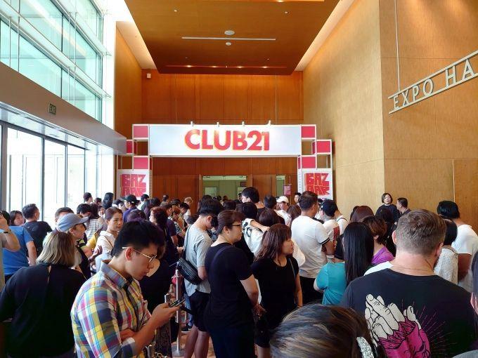 Club 21 Bazaar Oct 2019 OP2