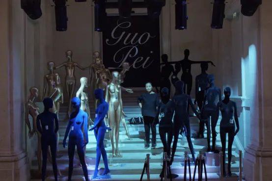Guo Pei @ Paris Exhibition
