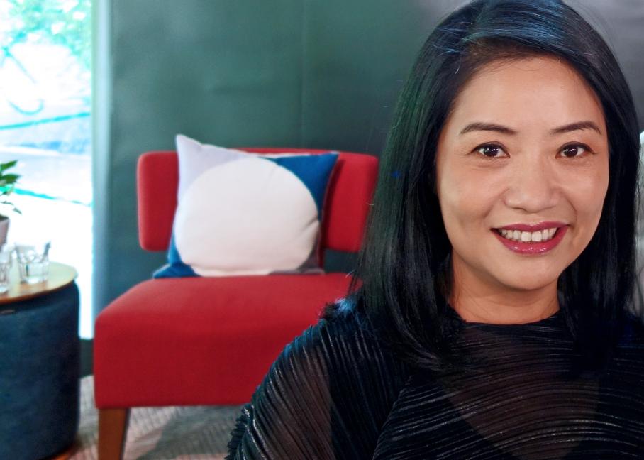 Guo Pei June 2019 SG