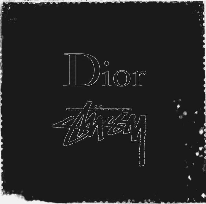 Dior X Stussy