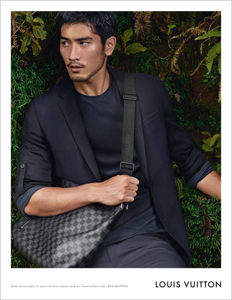 Godfrey Gao for LV