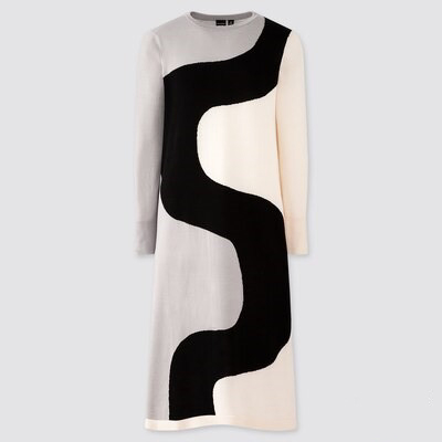 Uniqlo X Marimekko dress