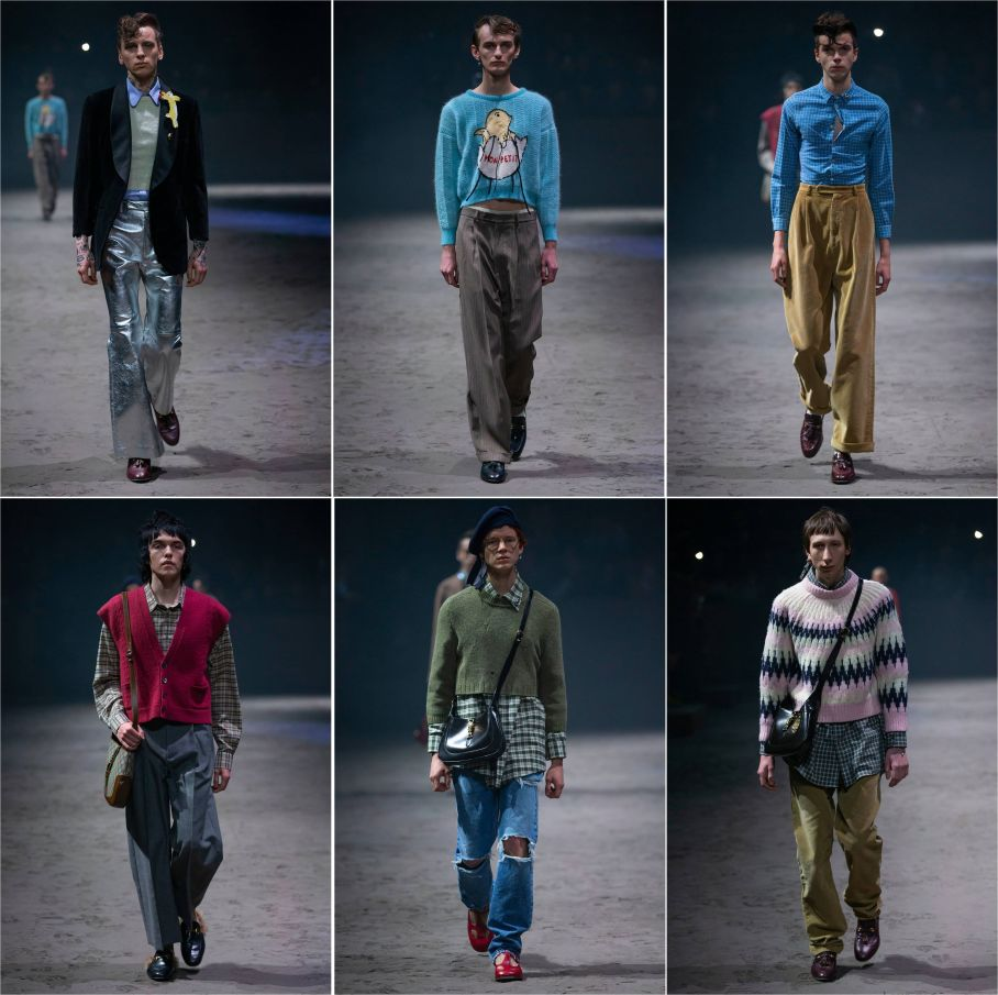 Gucci Men AW 2020 G1