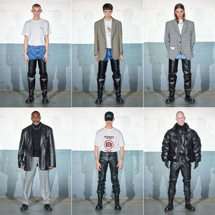 Vetements AW 2020 G1