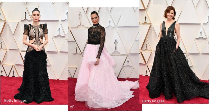 Oscar 2020 Lace