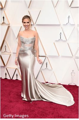 Oscar 2020 Stage Hand