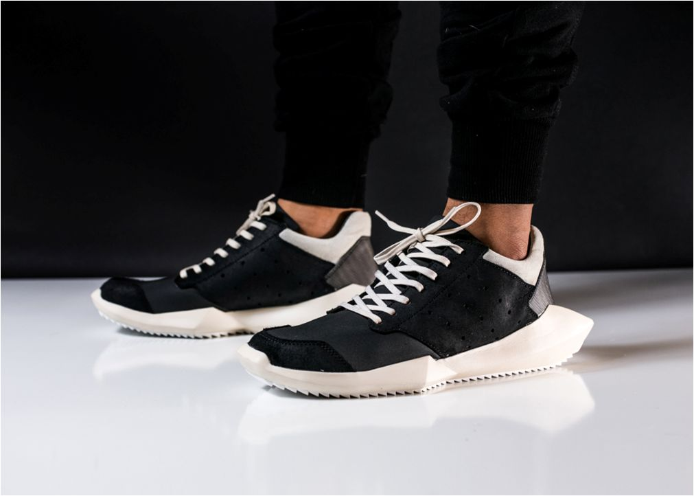 Adidas X Rick Owebs Tech Runner 2014