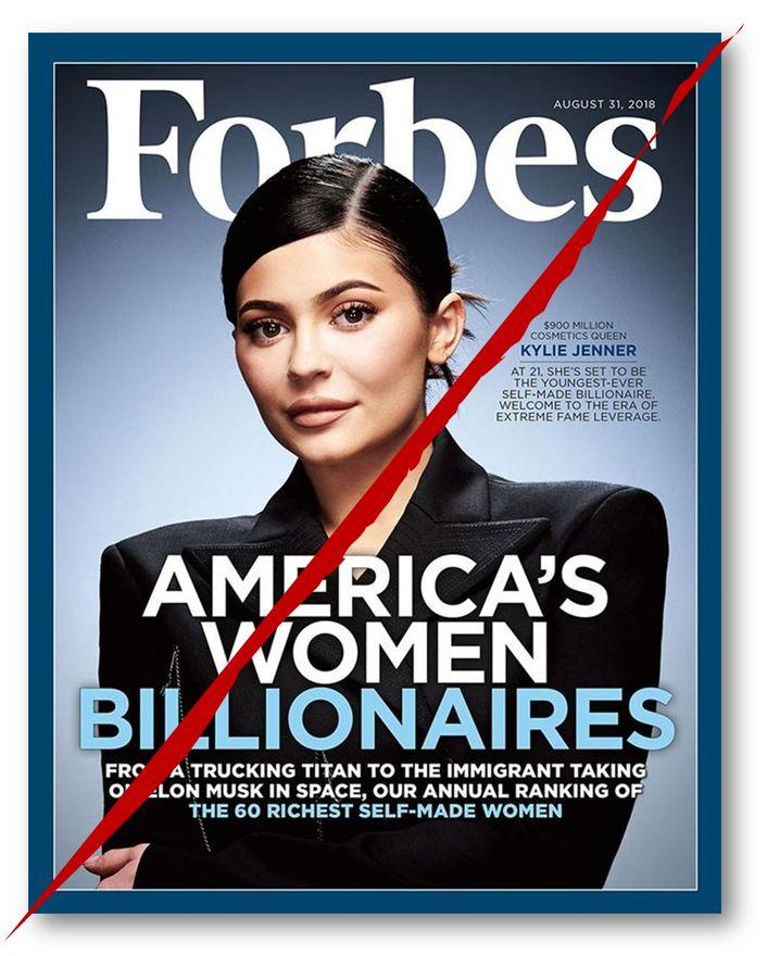 Billionaire no more