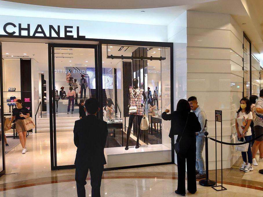 Chanel @ Taka Apr 2020