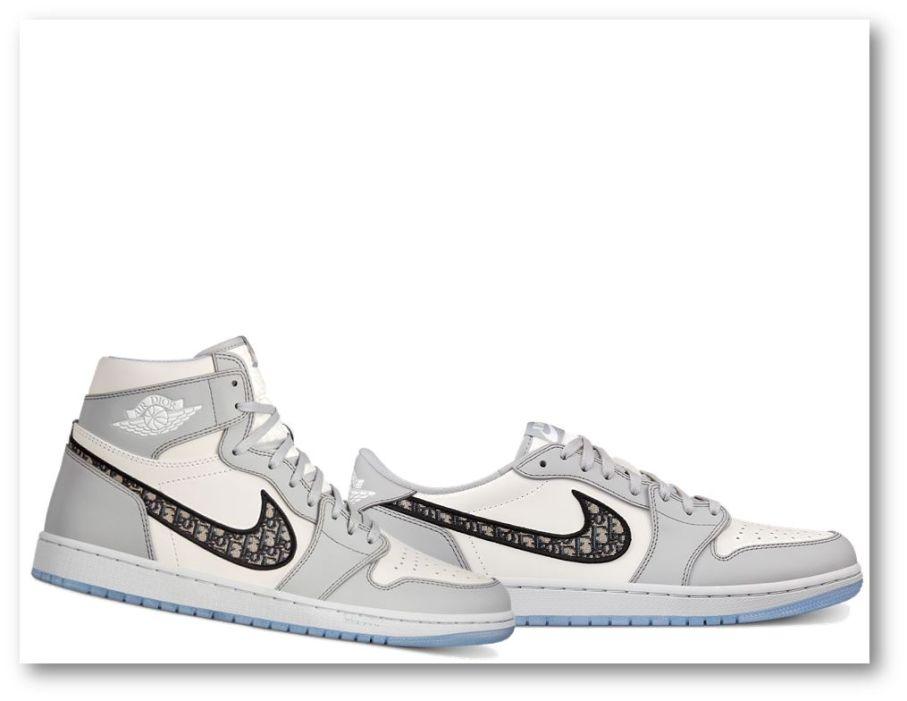 Dior X Air Jordan 1 OGs