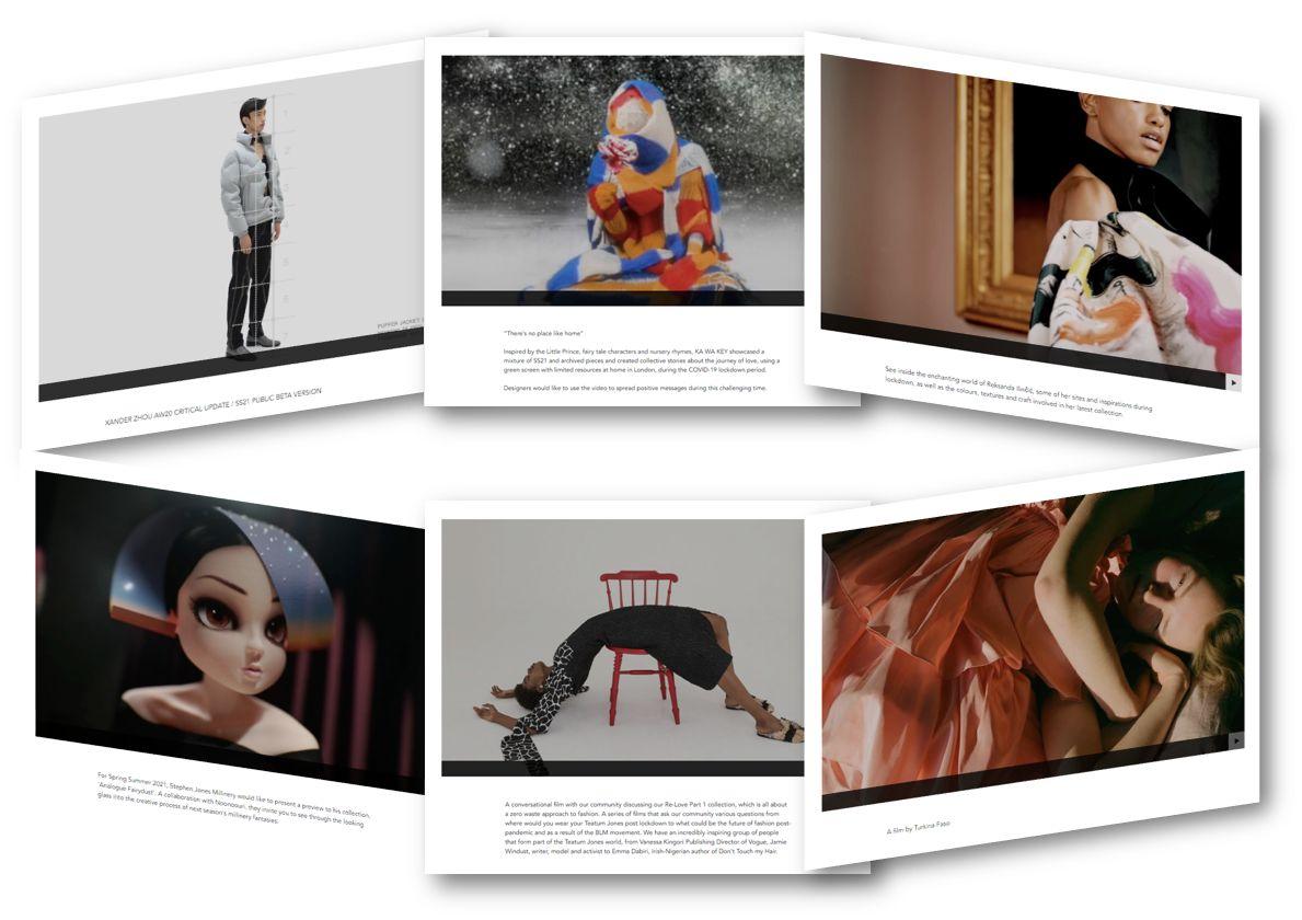 LFW June 2020 6 Designers