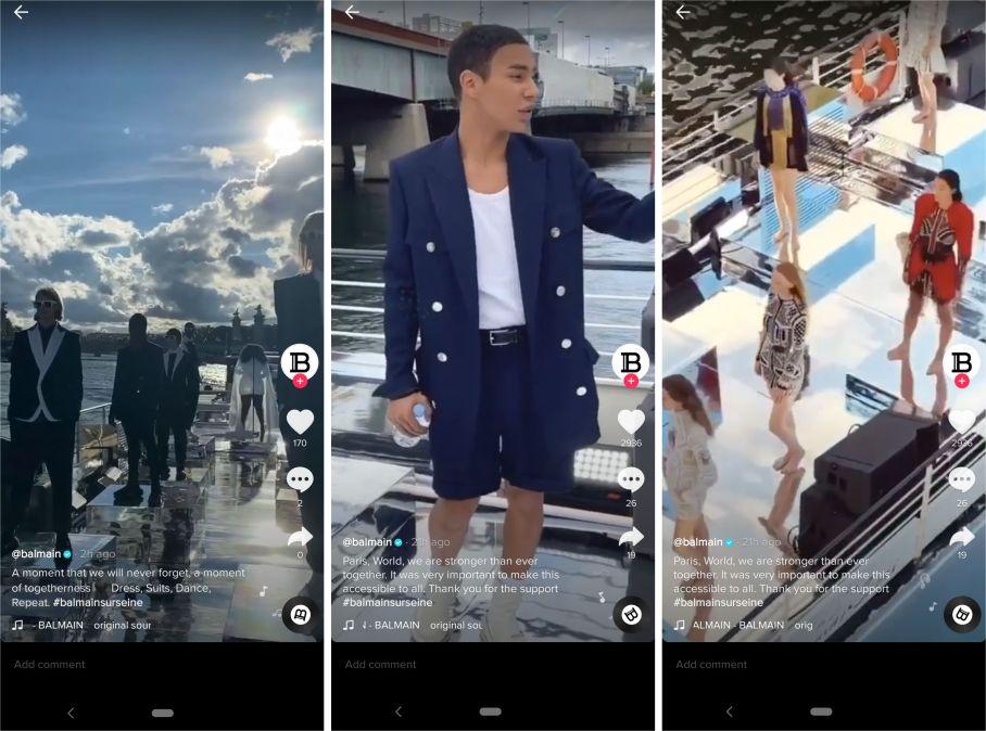 Balmain haute couture Jul 2020 P1