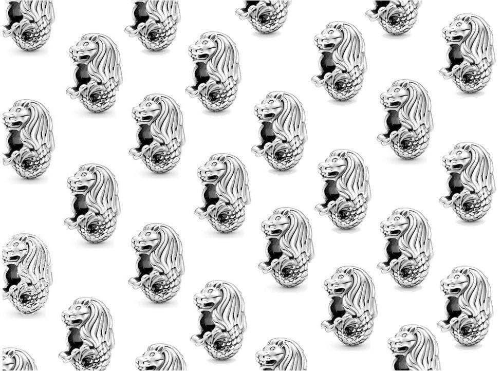 Pandora Merlions Aug 2020
